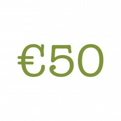 €50 Lunch tegoed