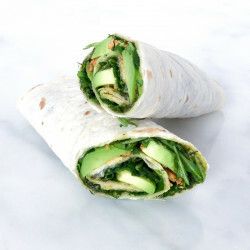 Wrap Avocado