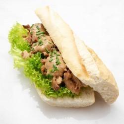 Broodje Kipsaté Salade