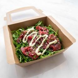 Carpaccio Salade - Asian Style