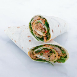 Wrap Pulled Chicken