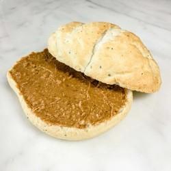 Basic Broodje Pindakaas