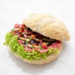 Broodje Beef Teriyaki